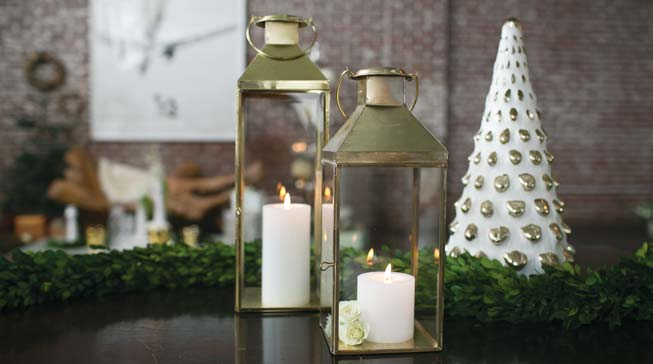 A Festive Feel in Your Home