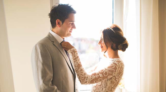 "Five Financial Must-Dos Before ""I Do"""