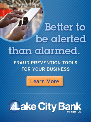 Lake City Bank - Fraud Prevention