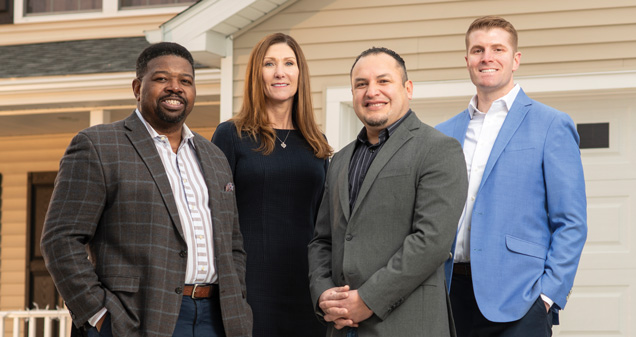 Cedric Walker Senior Pastor, Joshua's Temple Community Church, CEO, Joshua's Hand Terri Cable Regional President, First Merchants Bank Javier Mondragon Founder and CEO, Bridge of Grace CMC Andrew Gritzmaker CEO, Habitat for Humanity of Greater Fort Wayne